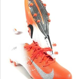 Nike Vapor Untouchable 3 Football Cleats Orange
